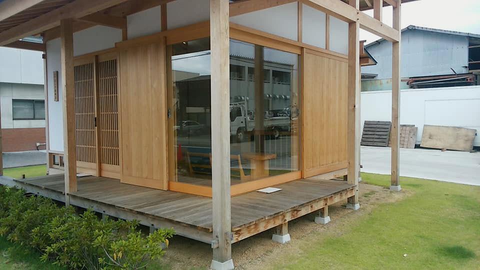 奈良の木大学の学生さんが弊社にやって来ました(3)