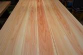 テーブル天板 檜のテーブル
